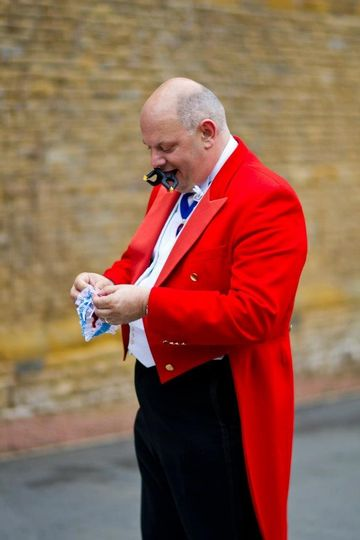 Toastmaster Garry Smith - Toastmaster & Master of Ceremonies 3