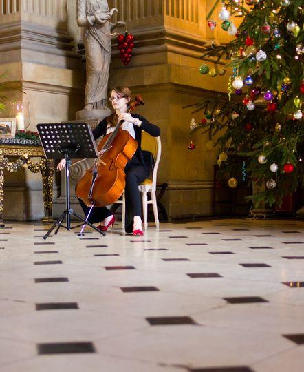 Wedding Cellist 2013