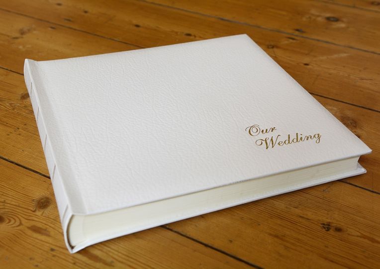 St James' Wedding Albums