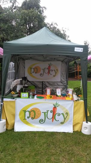 The Mo Juicy Stall