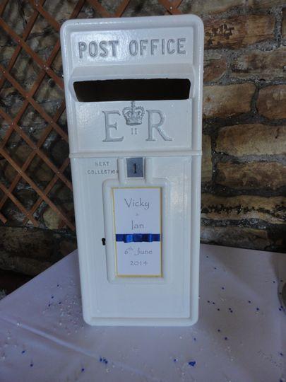 Post box hire
