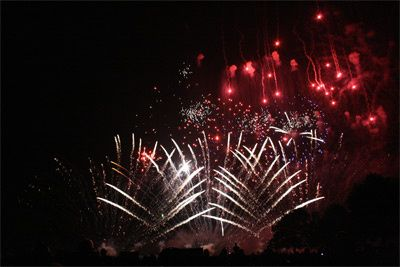 Wedding Fireworks 1