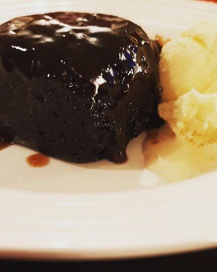 Chocolate and Caramel Melt