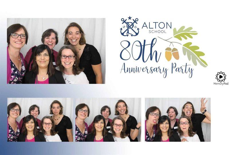 Alton's Anniversary Party