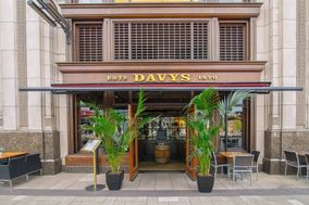Davy's at Canary Wharf
