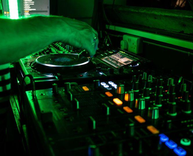 Live Mixing