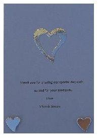 Glittery heart