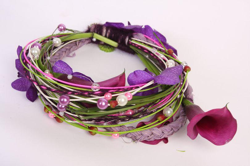 Alternative bridal bouquet