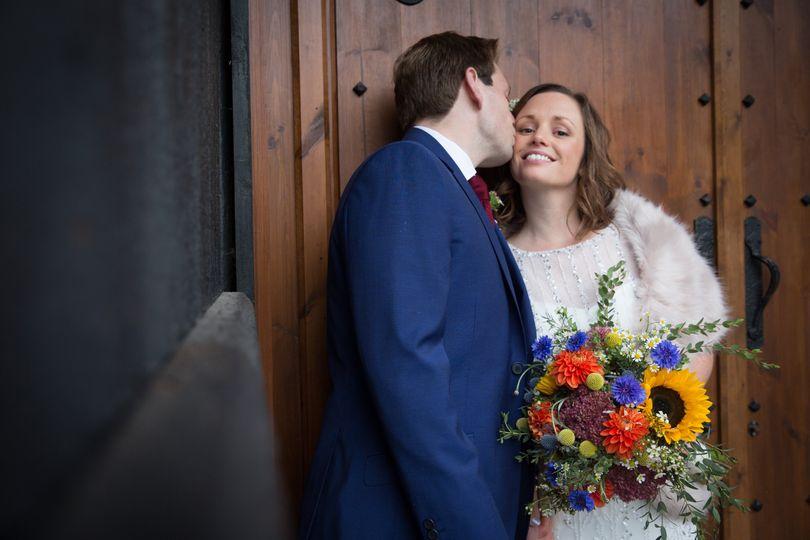 Westcott Barton Wedding