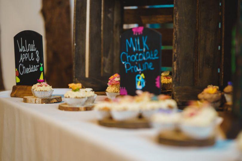 Sweet & Savoury Cupcakes