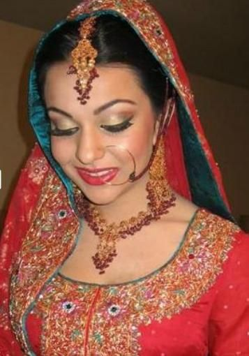 Asian Bridal Makeup Bradford