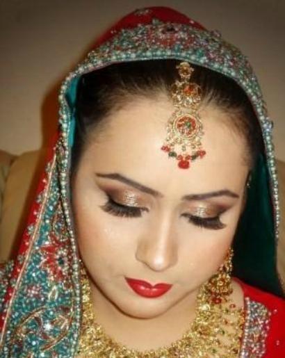 Asian Makeup Artist Leeds