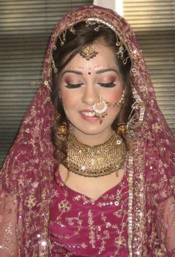 Asian Wedding Makeup Blackburn