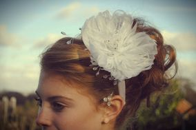 Bridal Headwear by Lucy