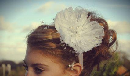 Bridal Headwear by Lucy 1
