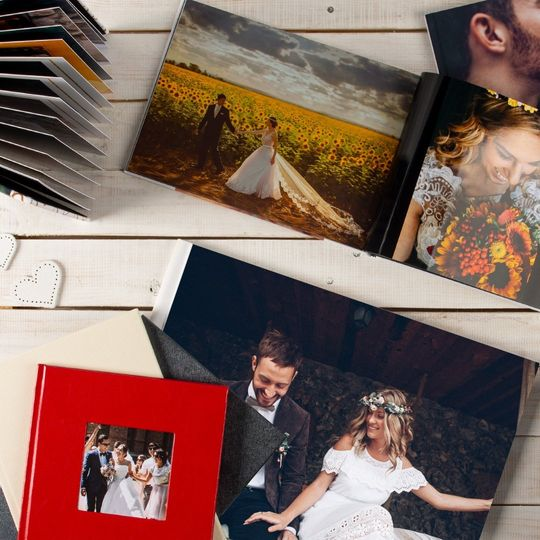 Albums and Guest Books COLORLAND 1