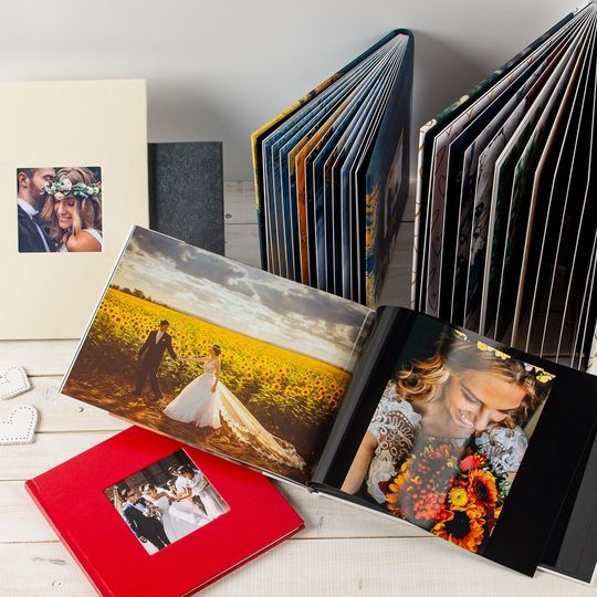 Albums and Guest Books COLORLAND 3