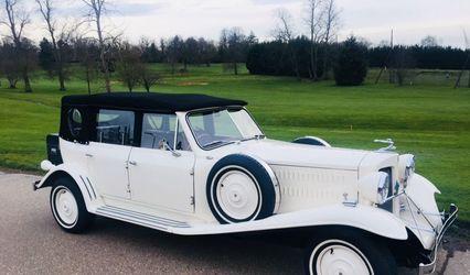 D & C Wedding Cars 1