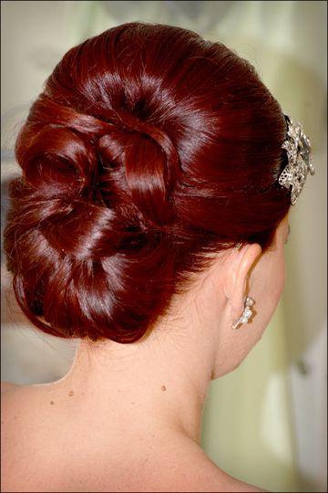Soft shiney curl