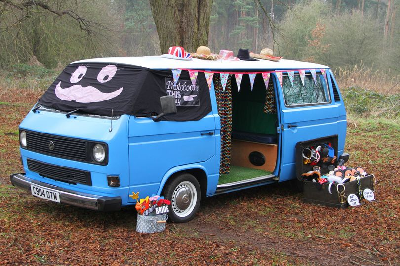 VW T25 Photo Booth
