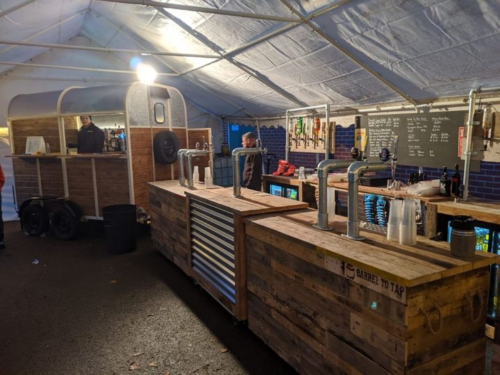 Mobile Bar Services Barrel to Tap 11