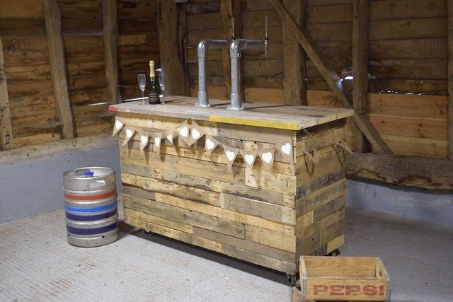 Mobile Bar Services Barrel to Tap 5