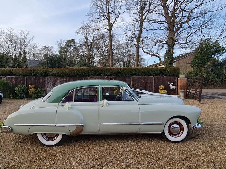 1948 American Oldsmobile