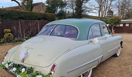 K1 Classic Car Hire 1