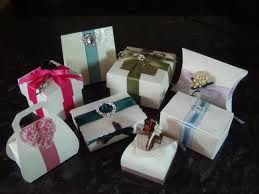 Favours come filled with whatever you wish