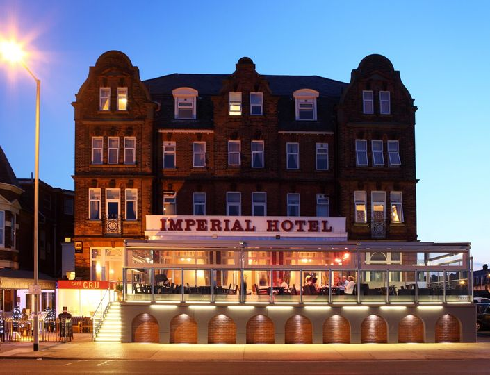 The Imperial Hotel 4