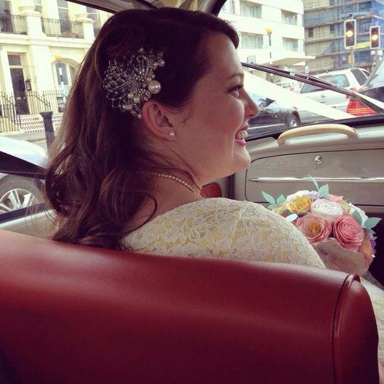 Romantic Wedding Hair & Make Up