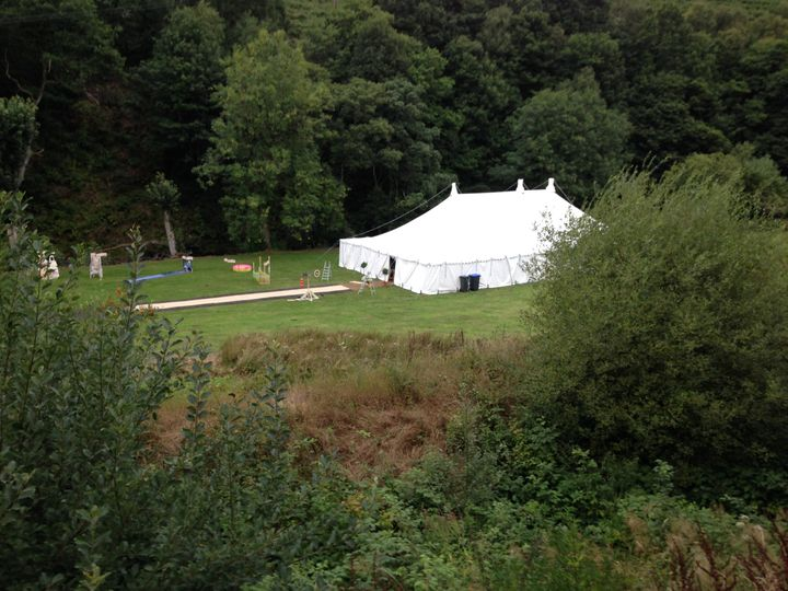 Marquee on or Meadow