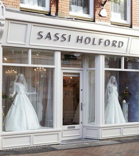 Bridalwear shop