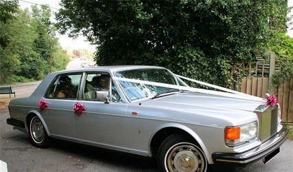 Avon Cottage Wedding Cars 1