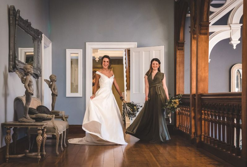 Thickett Priory featured shoot
