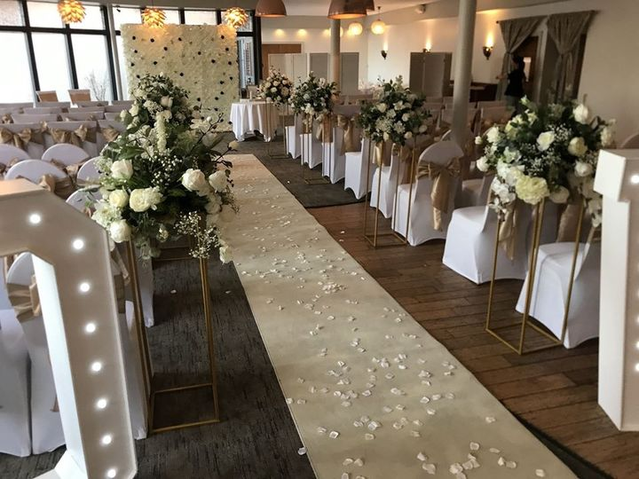 The Imani Suite - Decor by A Perfect Wedding