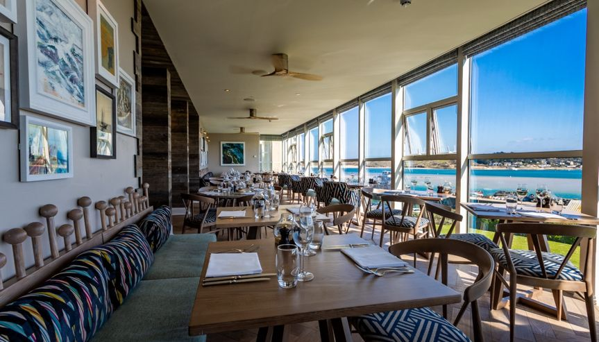 Padstow Harbour Hotel 1