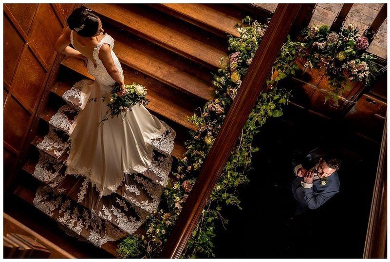 Standon Hall Wedding