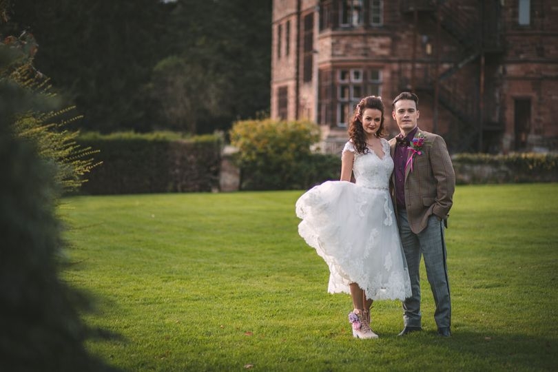 Standon Hall Wedding