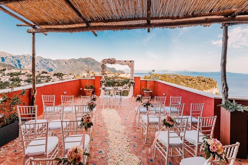 Beautifiul wedding venue