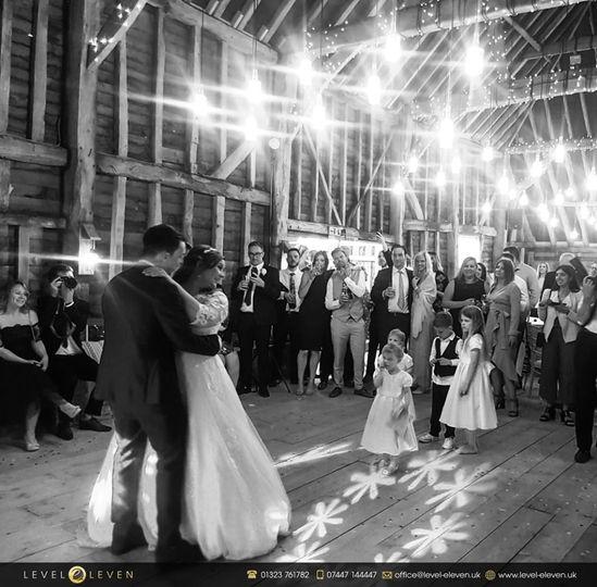 Unforgettable wedding moments
