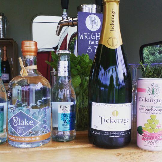 Mobile Bar Services Sloe Drinks Co 24