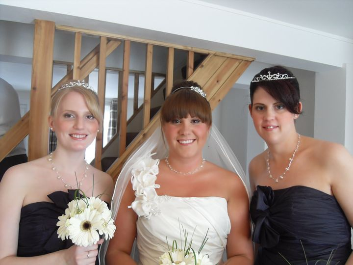 2/8 Bridal Party Hair & Makeup