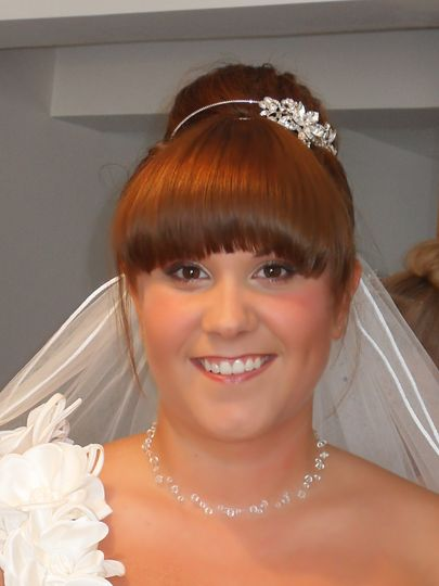 3/8 Bride Hair & Make-up