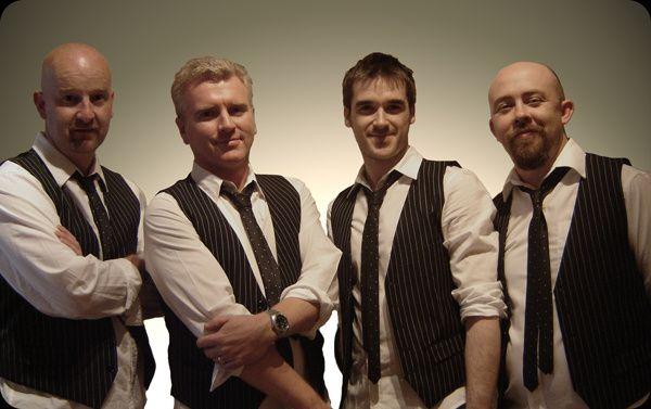 Wildcard wedding band