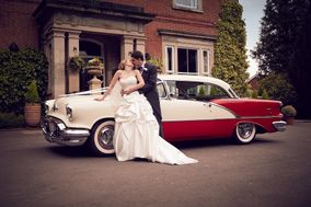 Rocket 88 - Classic American Wedding Car Hire