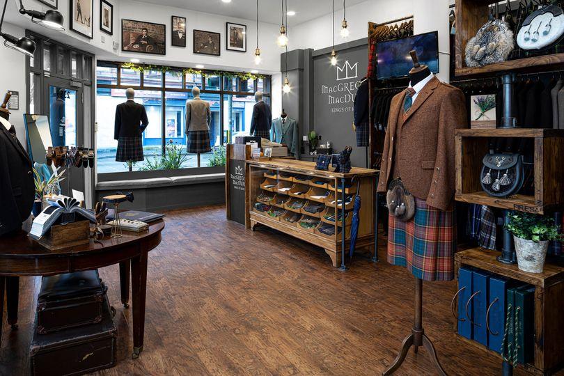 Glasgow West store