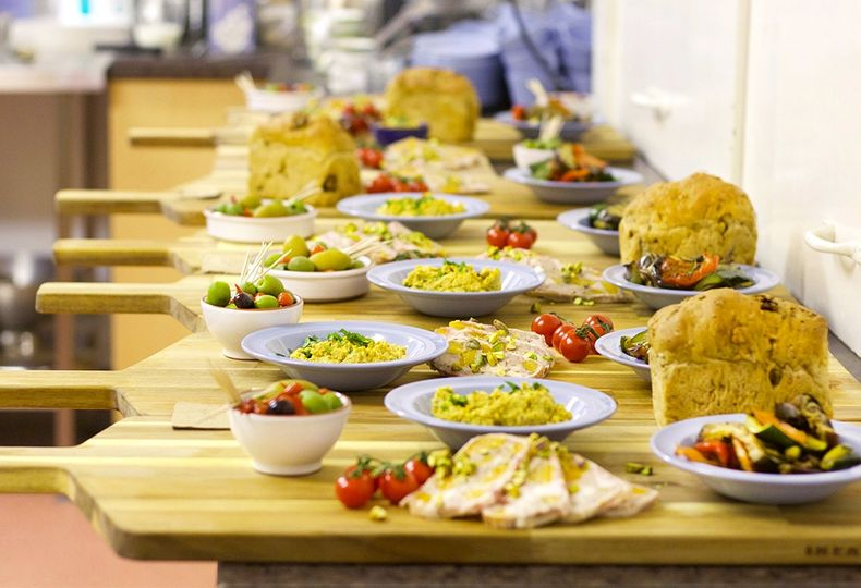Catering Titley Green 19