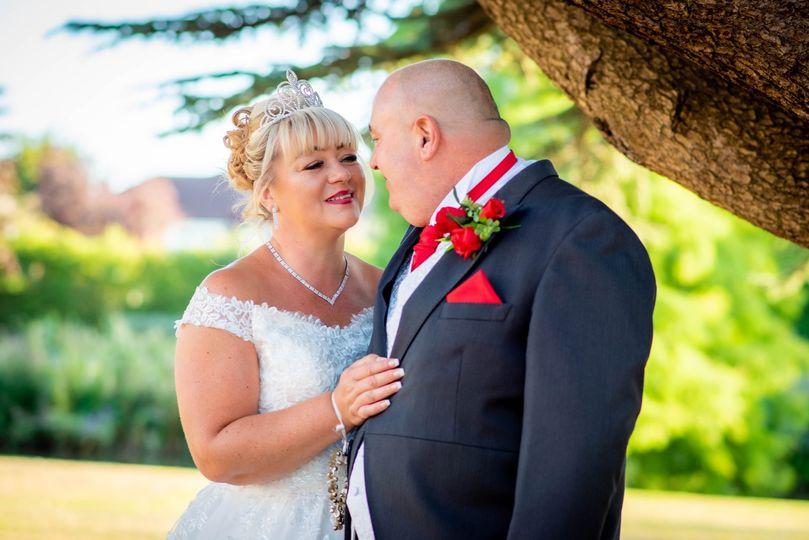 Wedding at Langtons