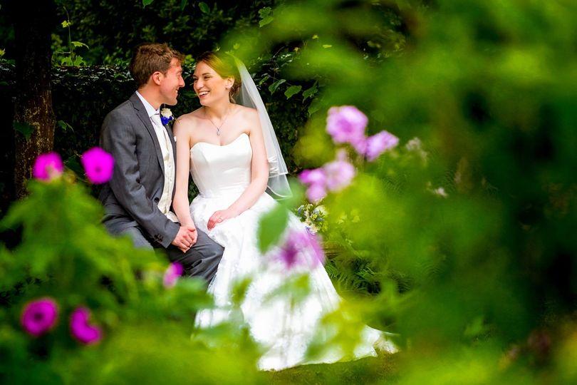 Wedding at Chenies Manor